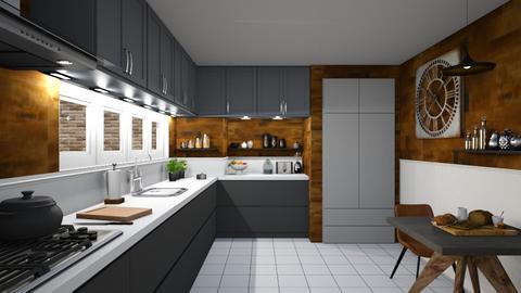 Coimbra - Modern - Kitchen - by Claudia Correia