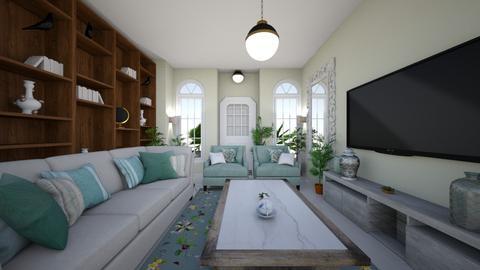 Marthas Living room - Classic - Living room  - by Keilla