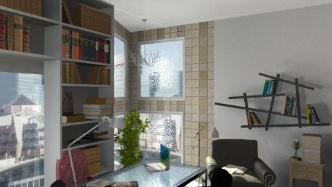 studio office - Modern - Office  - by sahfs