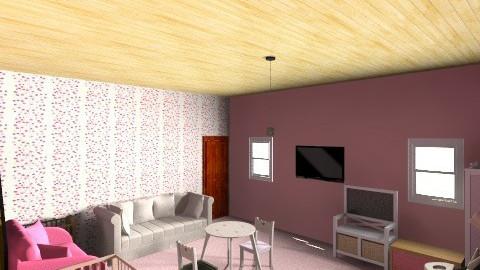 playroom - Modern - Kids room  - by madalice
