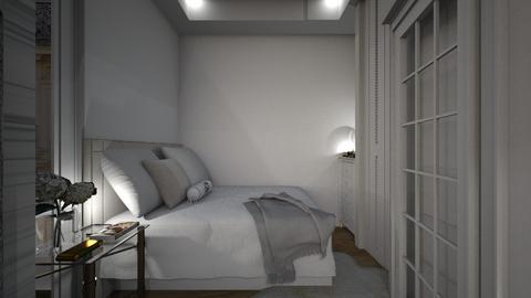 Casa301Bedroom - Classic - Bedroom  - by nickynunes