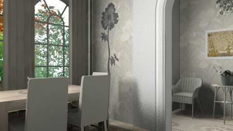 dining - Modern - Dining room - by mariannee1