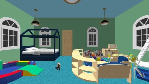 elams room - Kids room - by etta swellop