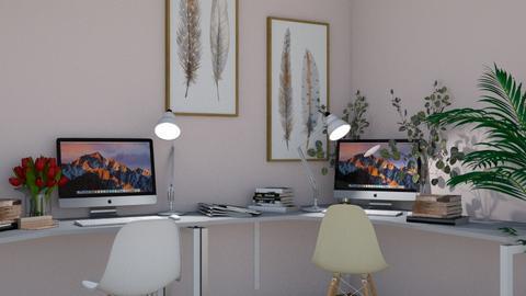 office size - Office  - by Maria Rachel