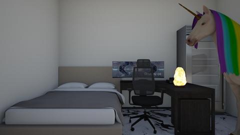 zyons room - by Arizyon