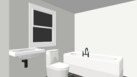 main bath - Classic - Bathroom  - by qiu_lijia