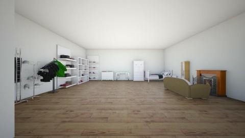 citlalys room - Bedroom - by citlaly padilla