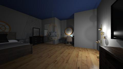 My room - Bedroom  - by Ali07