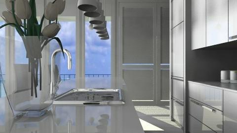 77777 - Modern - Living room  - by Ivana J