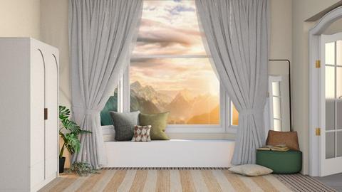 For Katjie - Living room  - by MilksDaBunz