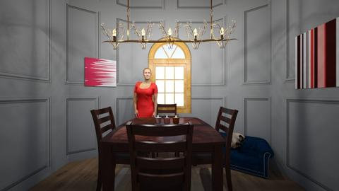 Elements of desgin - Dining room  - by michellehope11