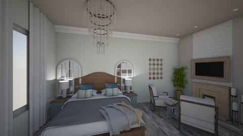 Serene Escape - Bedroom  - by jademydeco