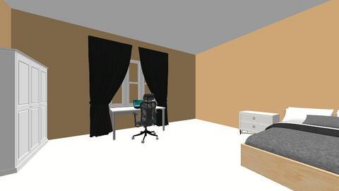quarto 2 - Modern - Bedroom  - by Lea7