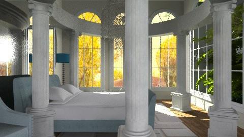 Particular - Minimal - Bedroom  - by milyca8