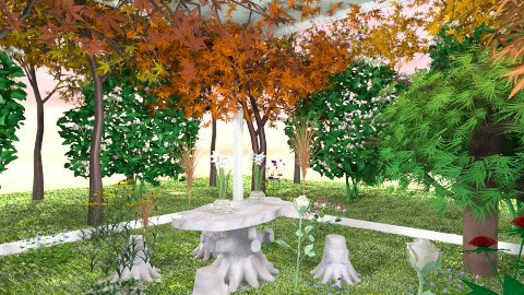 Fairy Glade - Rustic - Garden - by HGranger2