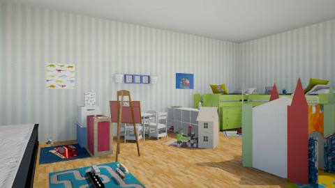 Kids - Modern - Kids room - by Myra Smith