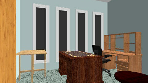 office - Office - by cheflaco