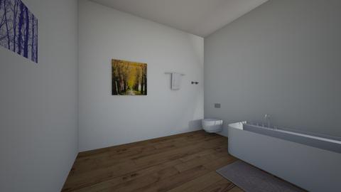 Jake Dwyer - Bathroom  - by jadwyer
