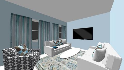 12X16 living room 03 - by AnneMoss