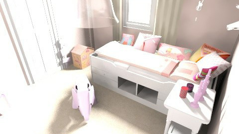 June - Rustic - Kids room  - by 999999