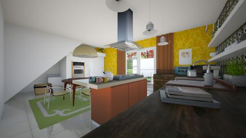 Welcome - Eclectic - Kitchen  - by mrschicken