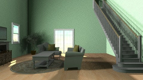Victorian Living Room - Vintage - Bedroom  - by mpy1999