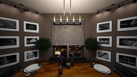 Cosy - Modern - Dining room  - by denizoden