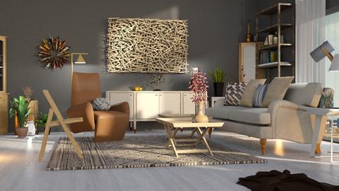 Blanket - Living room  - by ZuzanaDesign