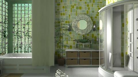 c - Bathroom  - by Marie Grace Ypilan Serrano