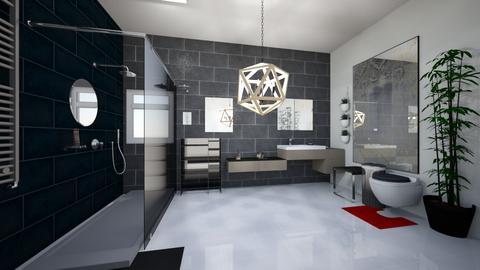 mki - Bathroom  - by TaxiMarcilla TaxM