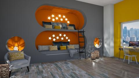 Fun bunk beds - by JarvisLegg