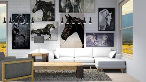 Horse Statement Peice - by Horse_Lover_Mel