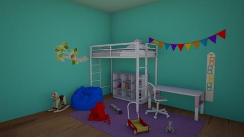 My Room - Kids room  - by MaddieOfTheUnicorns