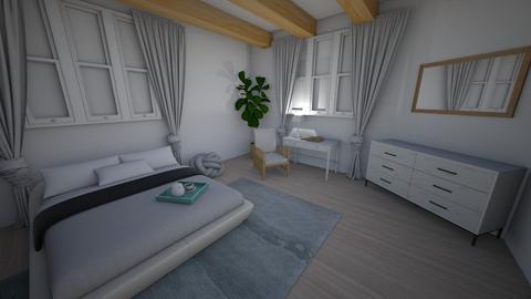 beachy - Bedroom  - by ciara_sanders