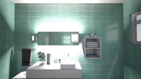 Kupatilo - Modern - Bathroom  - by nikolamilin