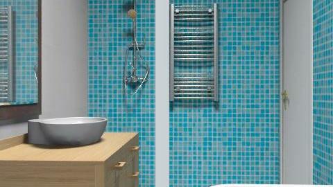 nel - Classic - Bathroom  - by mrsbrown