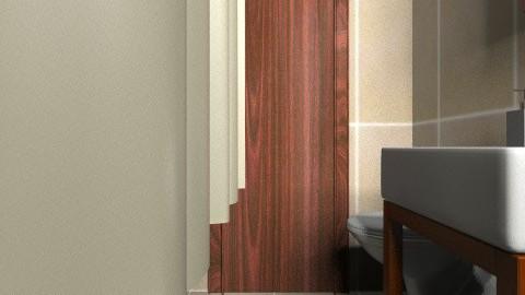 bathroom - Rustic - Bathroom  - by firejunior
