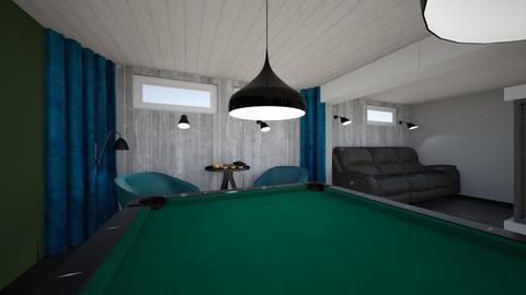 Gillestuga - Vintage - Living room  - by SwedishGT