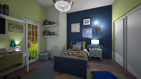 kids room - Kids room  - by mikhaylad