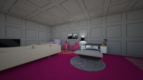 BARBIE TAFFY_ BEDROOM - Bedroom - by luxury winter decoration