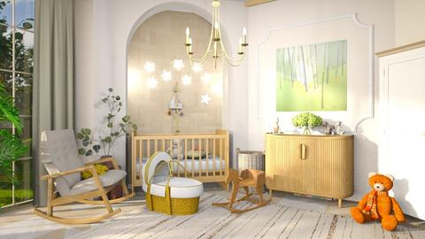 ffds - Kids room  - by iraa
