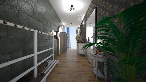 Hallway1 - Minimal - Living room  - by _friedmomo_