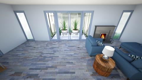 Berm - Living room - by moonkai