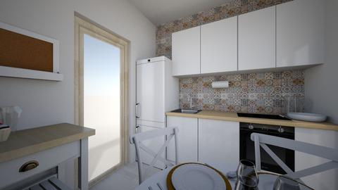 Gaba kitchen - Kitchen - by gugidima