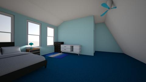 ashton1111111111111111111 - Modern - Bedroom - by Ashton Ryan Marr