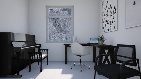 Remix Office Lounge 2 - Modern - Office  - by millerfam