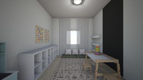 Noa Ashkenazi 9 - Kids room  - by erlichroni