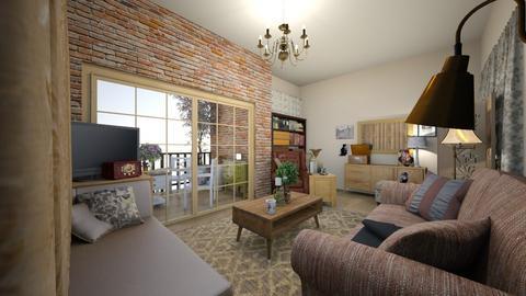 Vs living room - Living room - by ilikalle