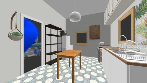 kitchen - Kitchen  - by kailakaila