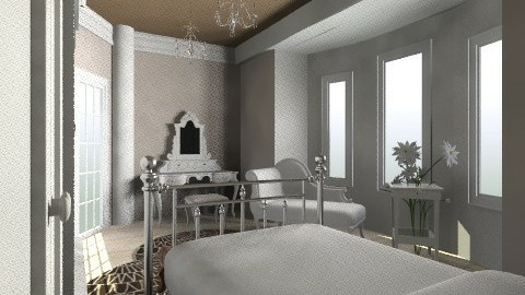 Room  - Rustic - Bedroom  - by Steinway
